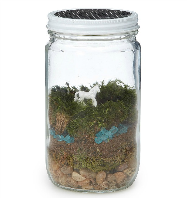DIY Unicorn Terrarium | UncommonGoods