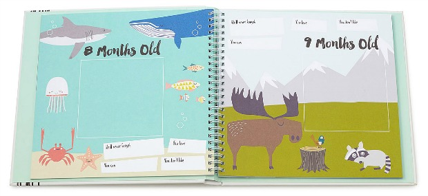 Baby's First Year Memory Book | UncommonGoods