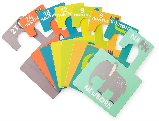 Little Animal Lover Closet Dividers | UncommonGoods