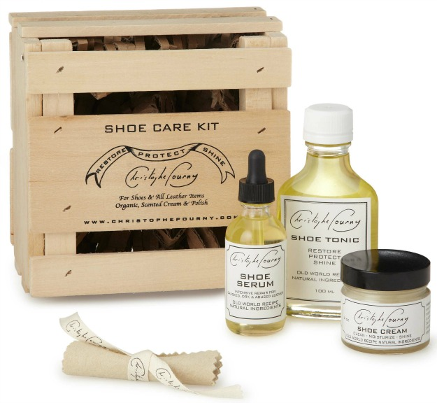 All Natural Shoe Care Kit | UncommonGoods