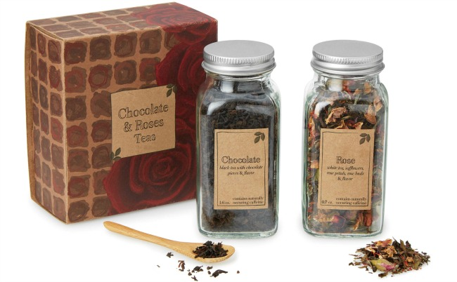 Chocolate and Roses Tea | UncommonGoods