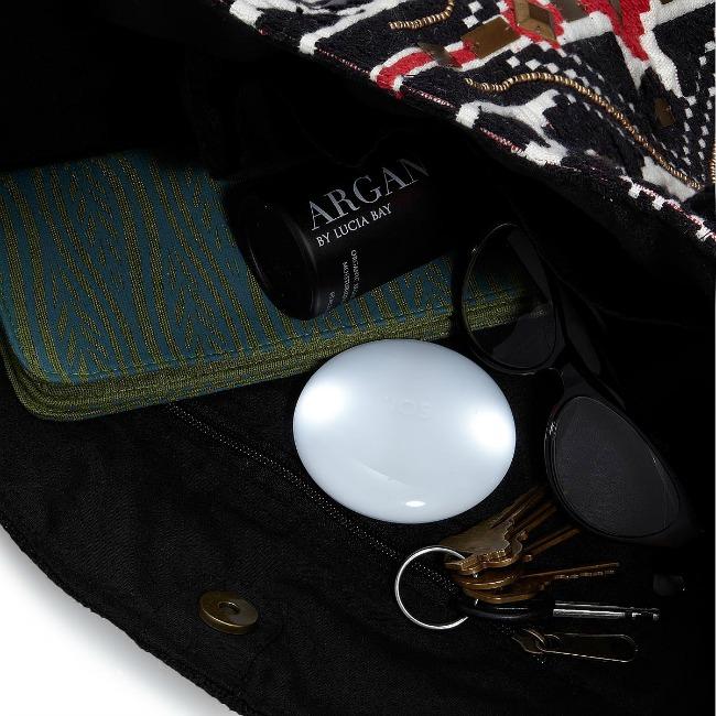 Handbag Illuminator | UncommonGoods