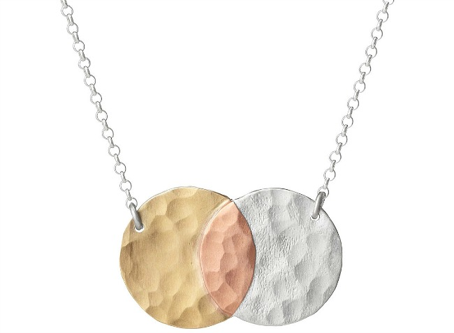 Me and You Venn Necklace  UncommonGoods