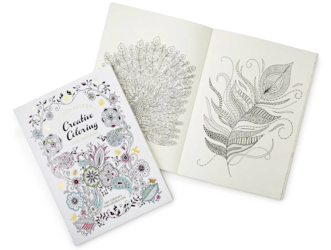 Personalized Coloring Book | UncommonGoods