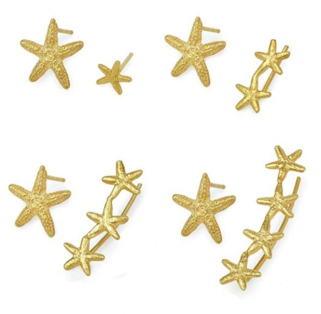 my lucky stars earrings