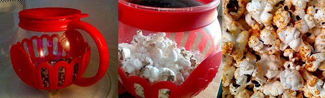 Microwave Popcorn Popper | UncommonGoods