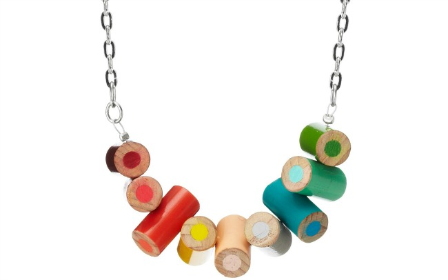 Color Me Wonderful Necklace | UncommonGoods