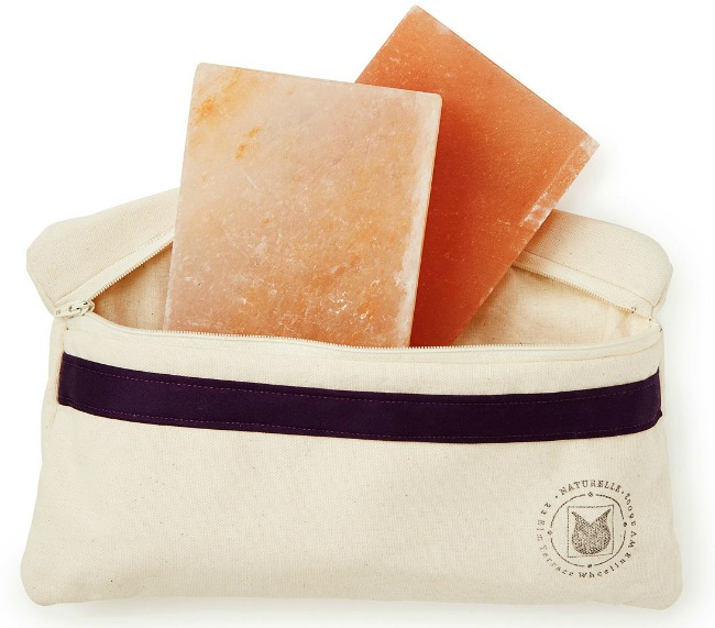 Himalayan Salt Detox Foot Blocks | UncommonGoods