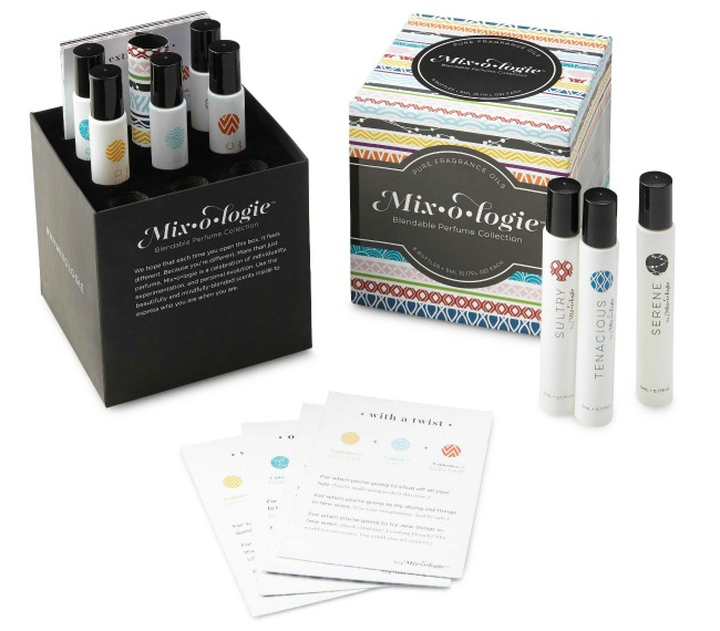 Mixologie Blendable Perfume Collection | UncommonGoods