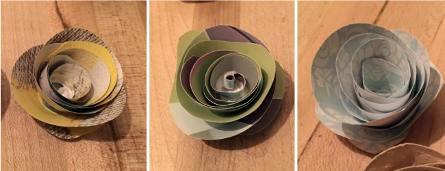 DIY Paper Flowers: Roses - Experiments | UncommonGoods