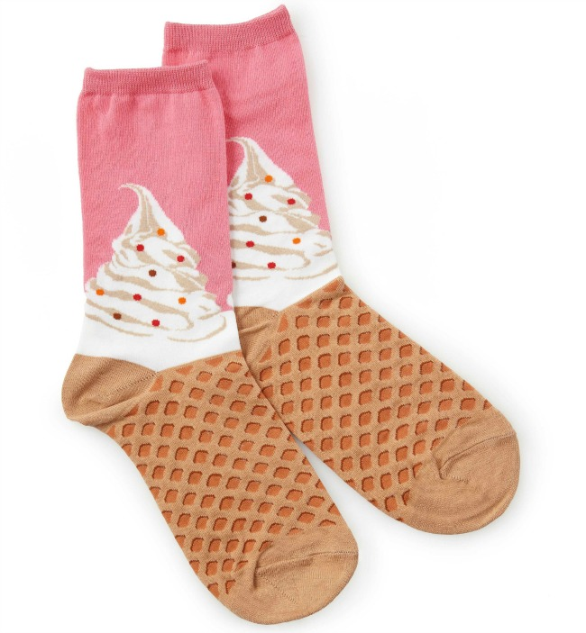 Women's Soft Serve Socks | UncommonGoods