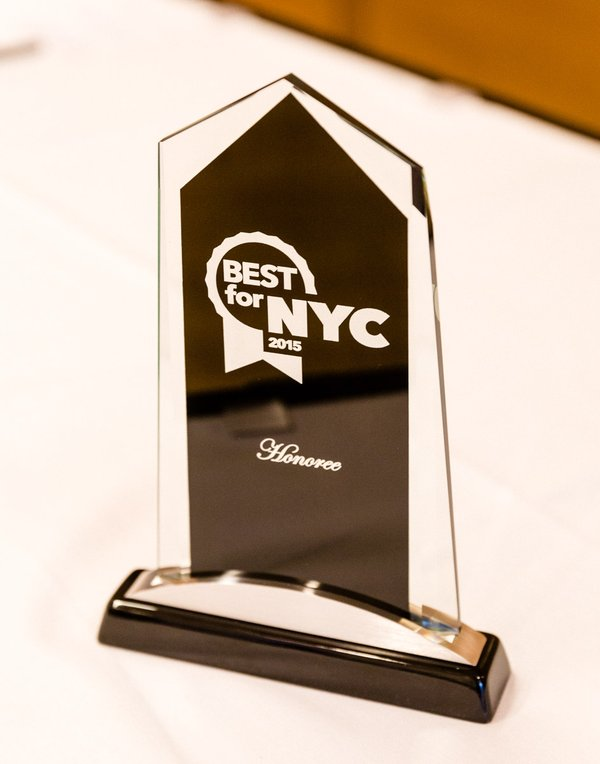 Best for NYC Award | UncommonGoods