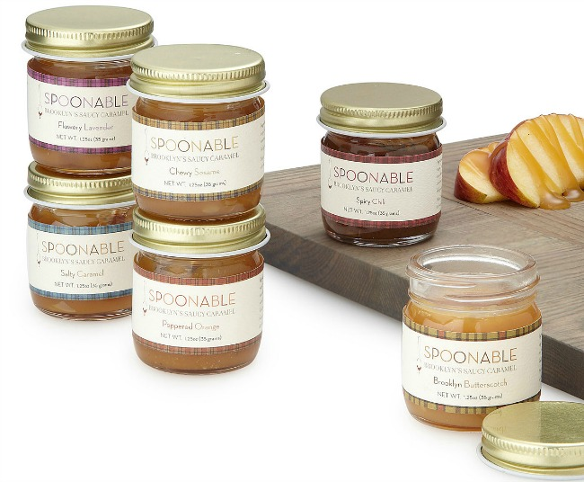 Caramel Sampler - Set of 6 | UncommonGoods