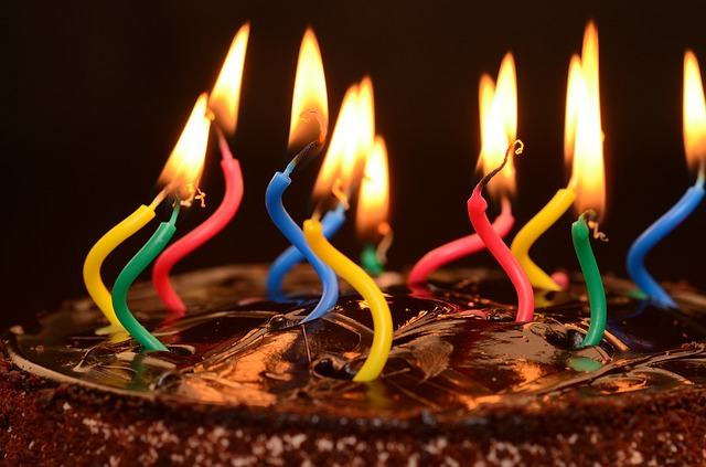 Birthday Cake | Momisms Stock Image