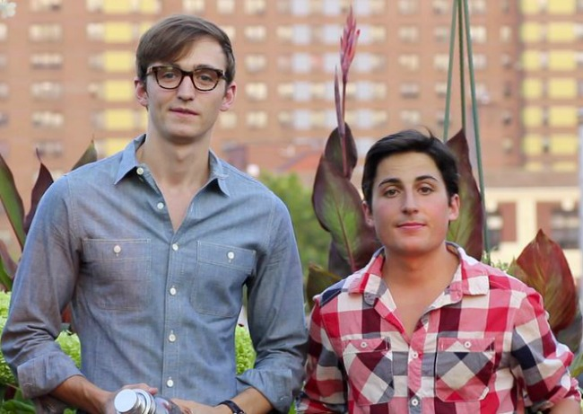 Josh Williams and Eric Prum | UncommonGoods