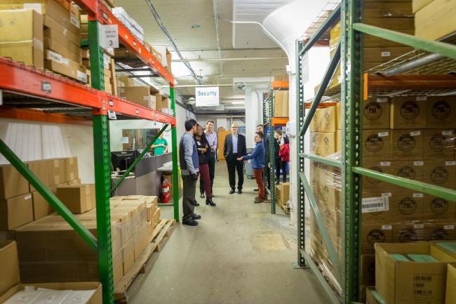 UncommonGoods Warehouse