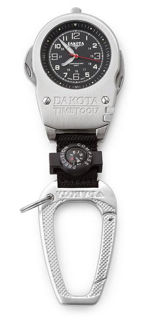 Adventurer Multi-tool Clip Watch - UncommonGoods