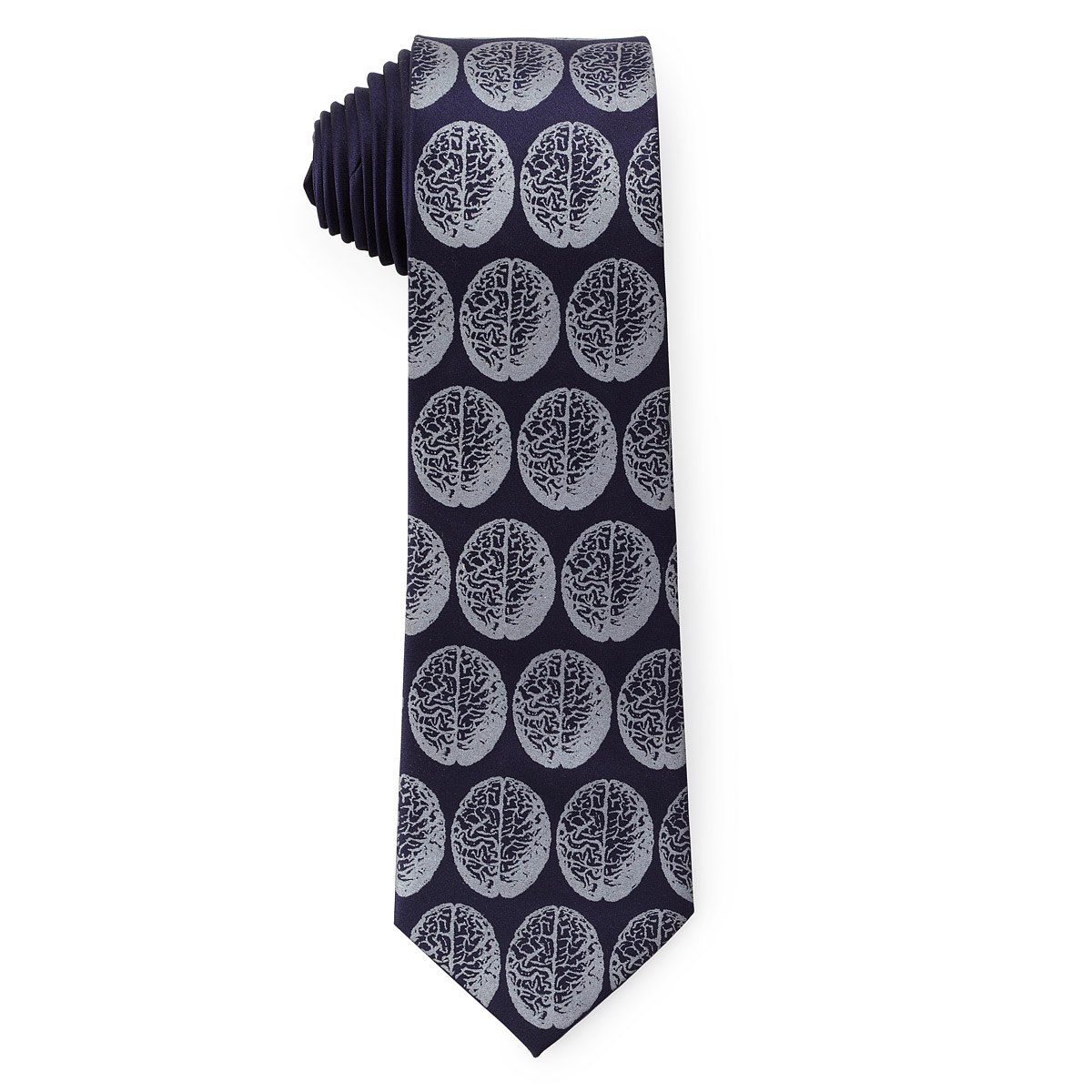 Brain Dots Tie | UncommonGoods