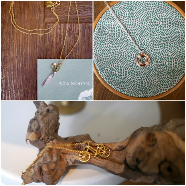Alex Monroe's jewelry designs | UncommonGoods