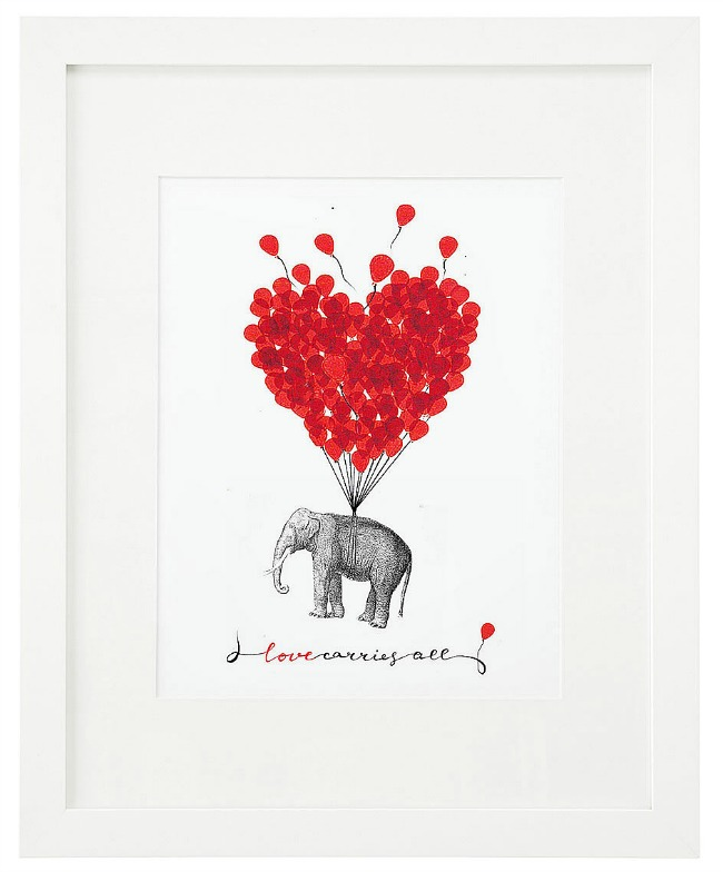 Love Carries All | UncommonGoods