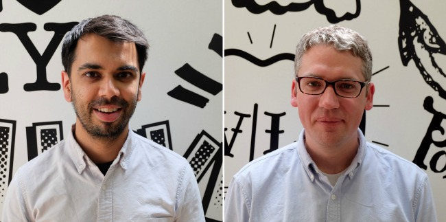 Avik Maitra and Rich Moore | UncommonGoods