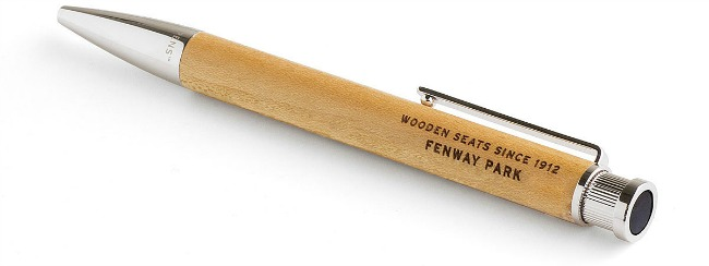 Ballpark Seat Pen | UncommonGoods