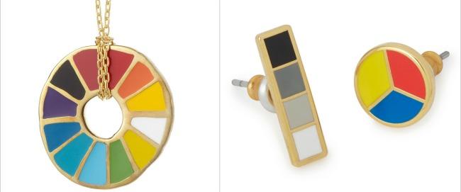 Color Wheel Pendant | UncommonGoods