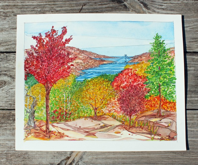 Maples of the North Atlantic by Renee Leone | UncommonGoods
