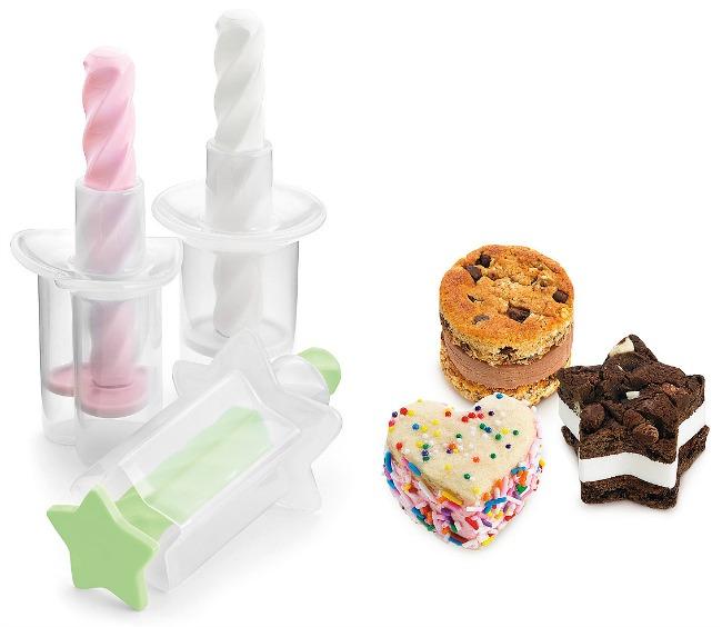 Mini Ice Cream Sandwich Press Set | UncommonGoods