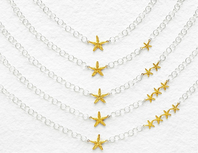 My Lucky Stars Necklace | UncommonGoods