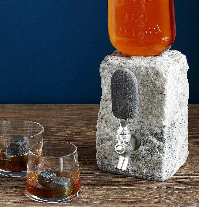 Stone Drink Dispenser | UncommonGoods