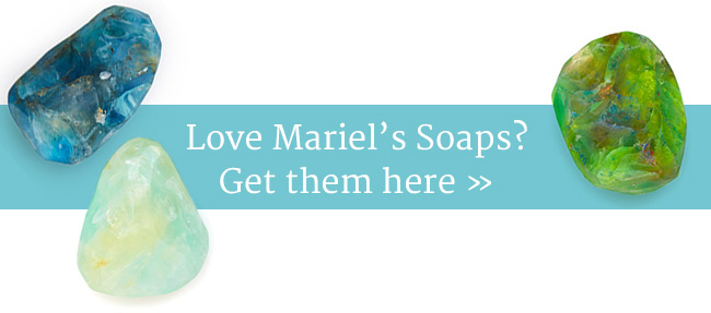 Love Mariel's Soaps? Get Them Here