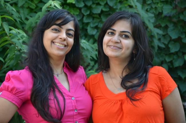 Rachna and Ruchika Kumar