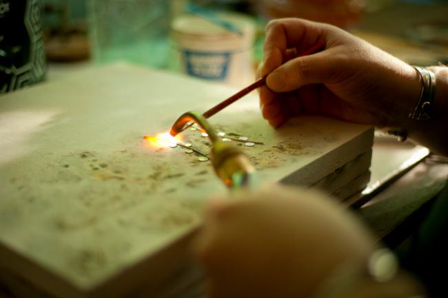Torch work