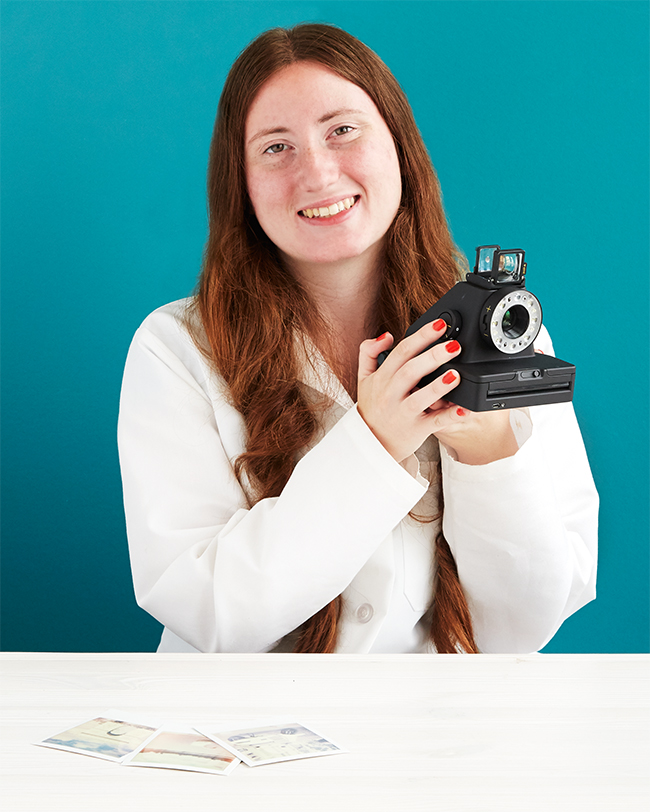 Instant Camera Gift Lab