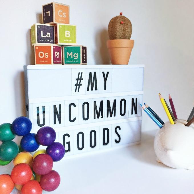 #MyUncommonGoods
