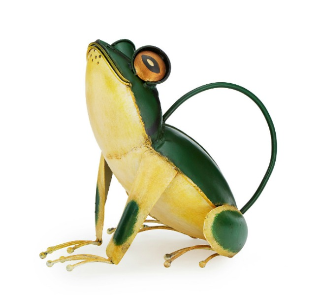 Frankie the Frog Watering Can - UncommonGoods