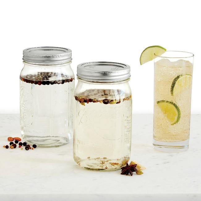 Gin and Tonic Making Kit - UncommonGoods