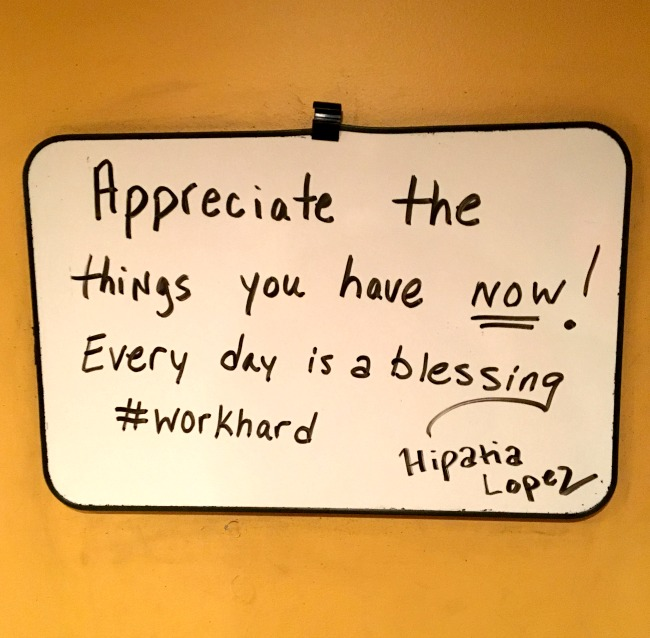 Hipatia Lopez Quote | UncommonGoods