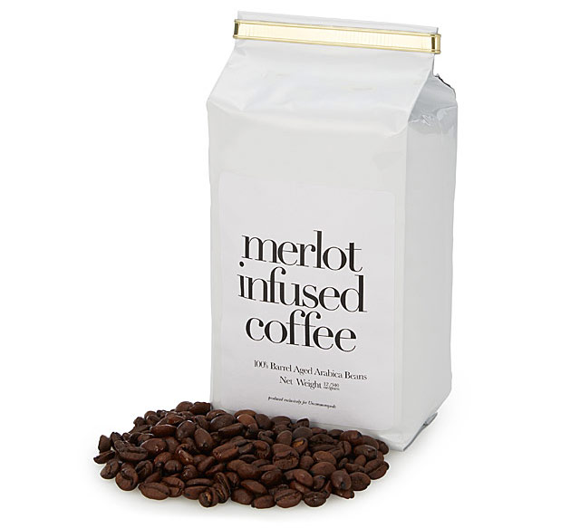 Merlot Infused Coffee - UncommonGoods