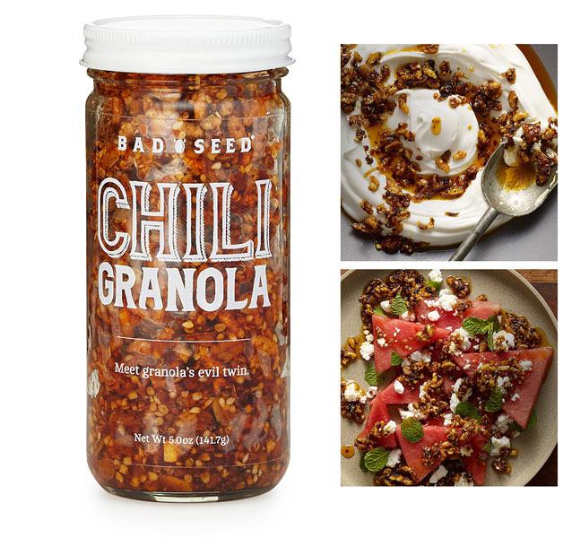 Chili Granola | UncommonGoods