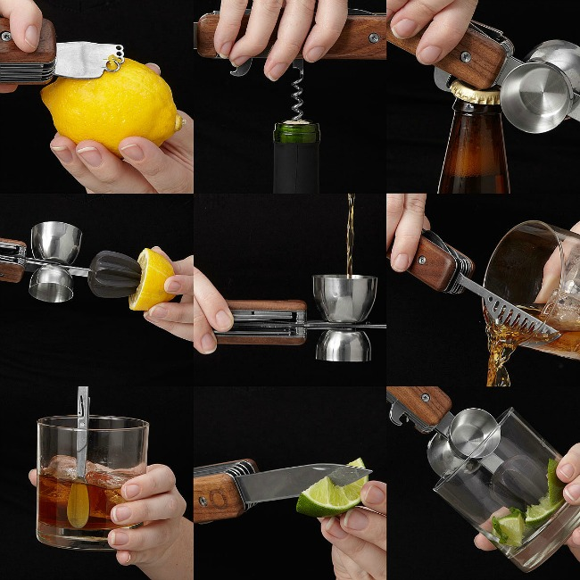 The Ultimate Cocktail Bar Tool - UncommonGoods