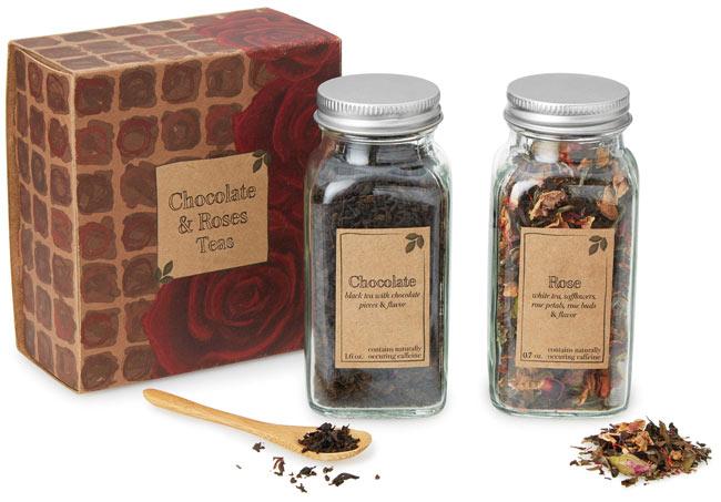 Chocolate & Roses Teas - UncommonGoods