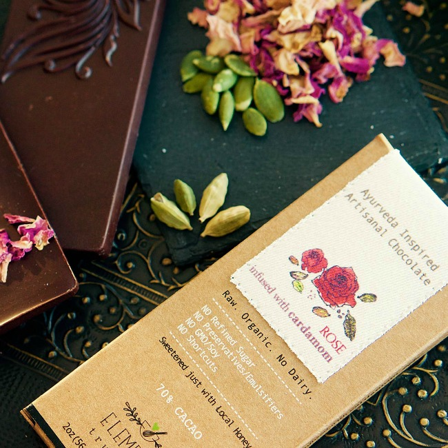 Ayurveda Inspired Chocolate - UncommonGoods