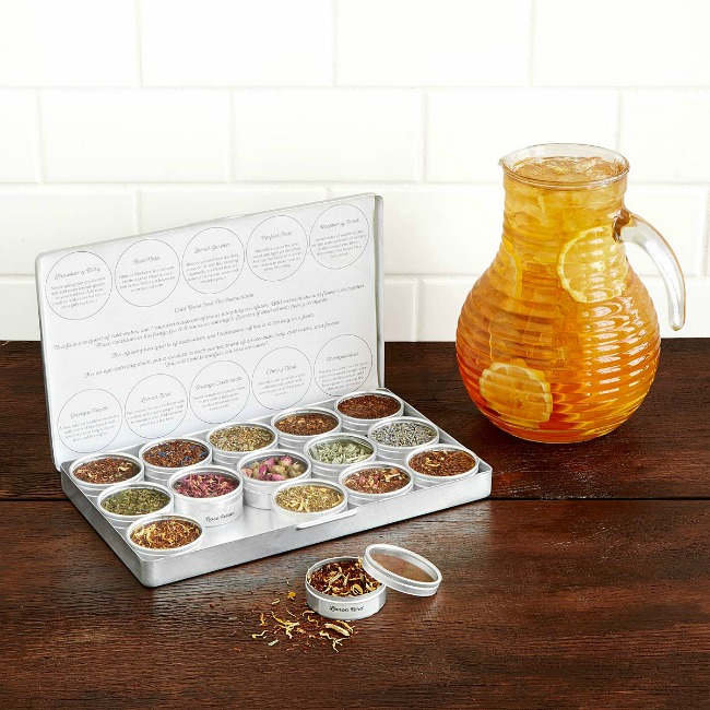Cold Brew Herbal Tea Set - UncommonGoods