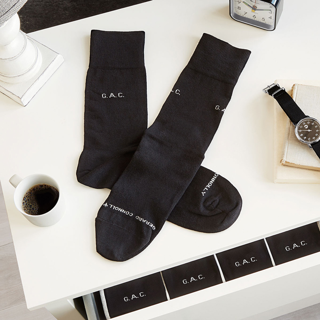 Personalized Socks | UncommonGoods