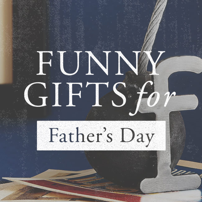 Even Better than Dad Jokes: Funny Father's Day Gifts -The Goods