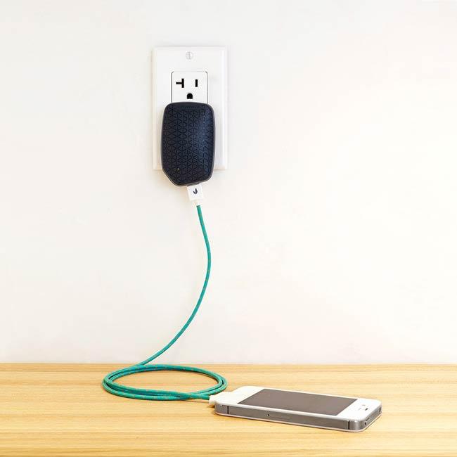 Powerslayer Smart Wall Charger | UncommonGoods