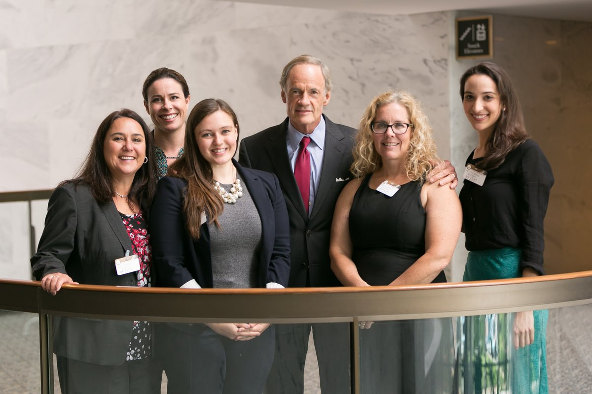 Senator Tom Carper (D-DE)