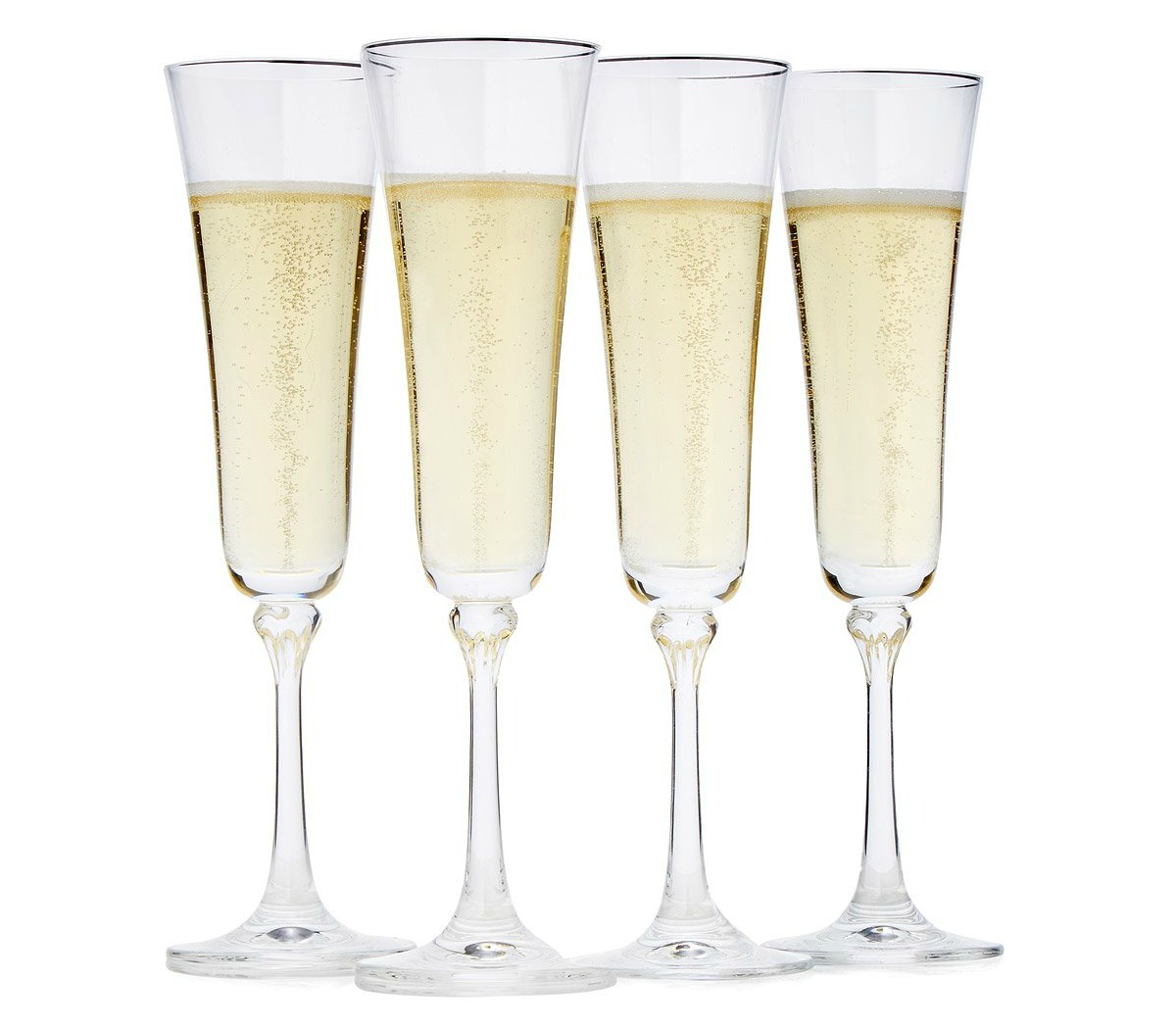 Constant Sparkling Champagne Flutes | UncommonGoods